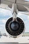 Rolls-Royce Trent XWB on Airbus A350-941 F-WWCF MSN002 ILA Berlin 2016 09.jpg