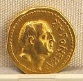 Roma, repubblica, moneta di cn. domitius ahenobarbus, 41 ac..JPG