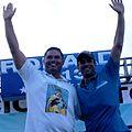 Ronald Aguilar con Capriles.jpg