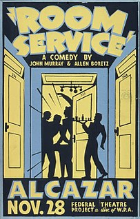 <i>Room Service</i> (play)