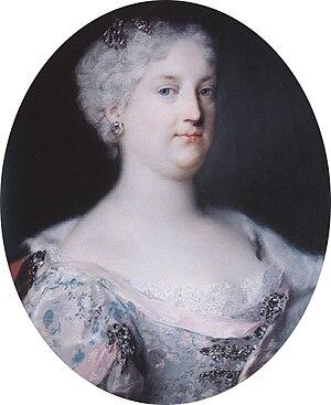 Isabel Cristina, Emperatriz consorte de Carlos VI, Emperador del Sacro Imperio Romano Germánico ((1691-1750))