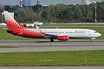 Rossiya, VP-BGR, Boeing 737-8LJ (43587507775).jpg