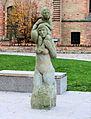 Rostock Haus der Musik Skulptur 2012-11-21.jpg