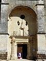 Rouffignac-Saint-Cernin église portail.JPG