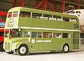 Routemaster coach RMC1476 (476 CLT), Showbus 2004 hangar.jpg