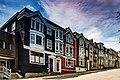 Row housing St John Harbour Newfoundland (41321321172).jpg
