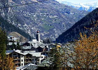 St. Niklaus, Switzerland Municipality of Switzerland in Valais