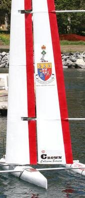 Royal Military College of Canada Robotic Sailboat