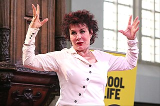 Ruby Wax Comedian, actress
