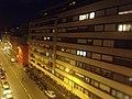 Rue de la Glacière nuit, Été des villes 2015.jpg