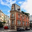 Rue des Marronniers, rue de Boulainvilliers, Paris 16e.jpg