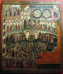 The Last Judgement - Louvre