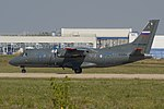 Russia - Air Force An-140-100 41254. New aircraft. (6044220307).jpg