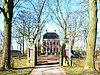 rusthoven - ingang