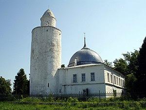 Khan's Mosque - Khan's Mosque in 2006