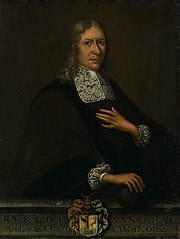 Portrait of Rycklof van Goens (1619-82), Gouverneur-generaal (1678-81)