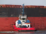 SD SEAL, IMO 9448188 in the Mississippi harbor, Port of Rotterdam, pic6.JPG