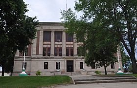 SPINK COUNTY COURTHOUSE, REDFIELD, SD.jpg