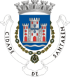 Coat of arms of Santarém