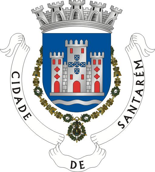 Coat of arms of Santarém