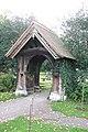 S Giles, Stoke Poges, Bucks - Lychgate - geograph.org.uk - 333137.jpg