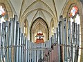 Saarbrücken-Burbach, St. Eligius (Weise-Orgel, Schwellwerksdach) (1).jpg
