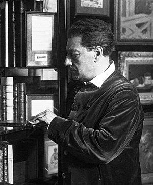 Sacha Guitry - Sacha Guitry in 1931