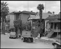 Sacramento, California. Typical homes of residents of Japanese ancestry. Evacuation to assembly ce . . . - NARA - 537879.tif