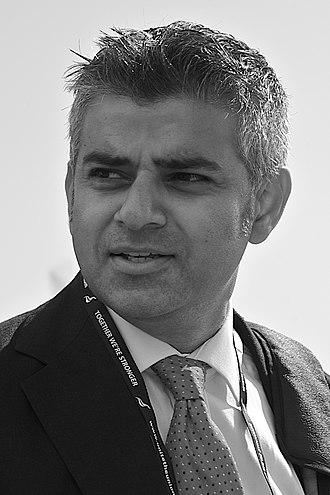 Sadiq Khan - Sadiq Khan in 2009