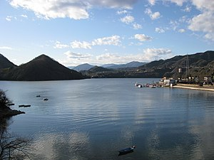 Midori-ku, Sagamihara - Sagami Lake