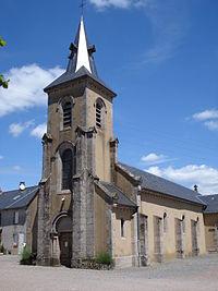Saint-Prix (Saône-et-Loire), l'église.JPG