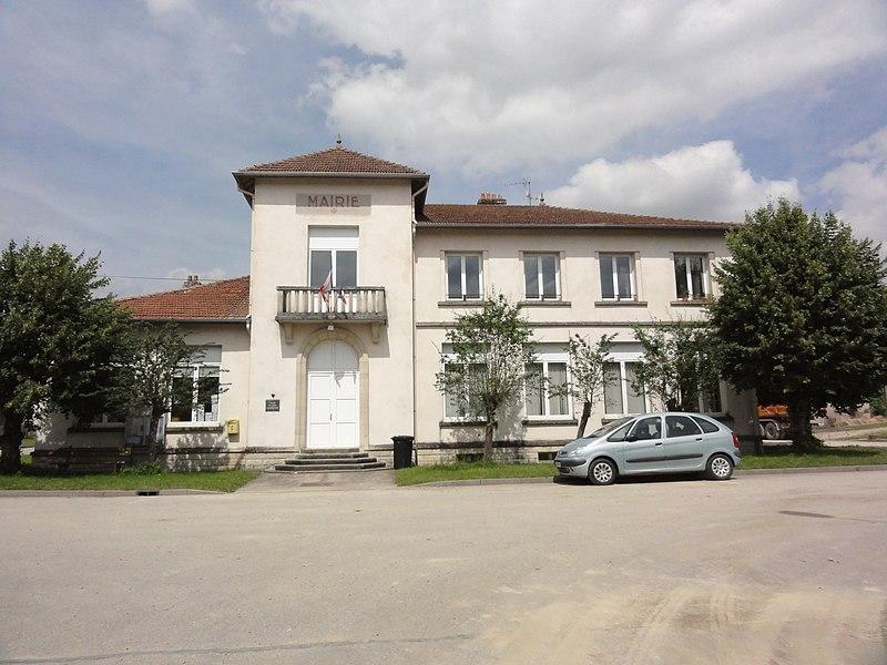 Saint-Rémy-aux-Bois (M-et-M) mairie