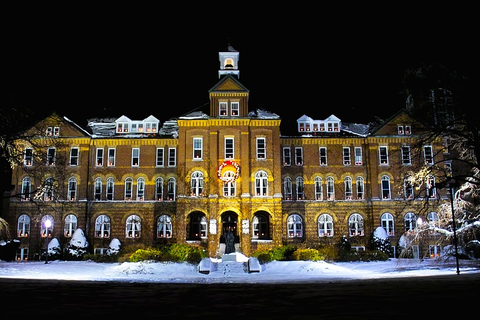 Saint Anselm College SNOW