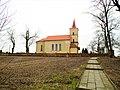 Saint Catherine of Alexandria church in Chełmce (gm. Kruszwica) (2).jpg