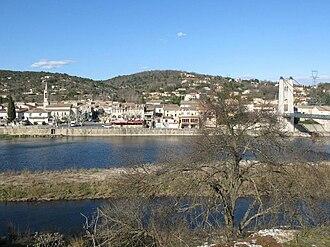 Saint-Martin-d'Ardèche - Ardèche River