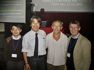 Frédéric Pham French mathematician and physicist