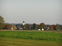 Salgen, MN - Grasweg - Dorfmitte v NW.JPG