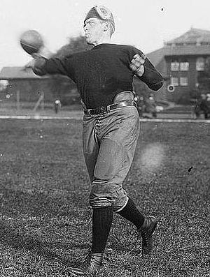 1912 College Football All-America Team - Sam Felton of Harvard
