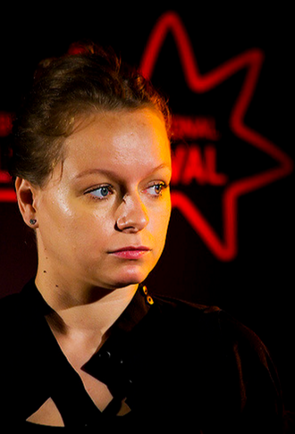 Samantha Morton - Morton at the 2008 Edinburgh International Film Festival