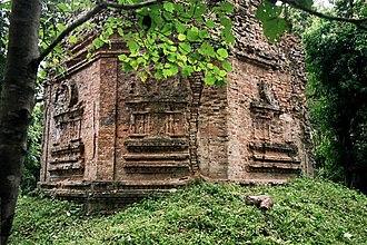Kampong Thom Province - Image: Sambor Prei Kuk S11