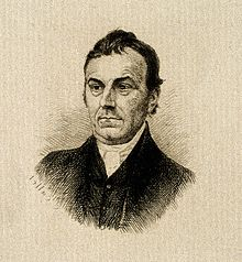 Samuel Tuke, etching by C. Callet (Wellcome Library, London) (Source: Wikimedia)
