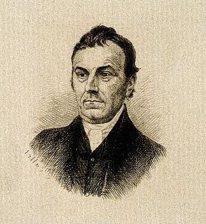 Samuel Tuke (reformer) - Samuel Tuke, etching by C. Callet (Wellcome Library, London)