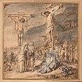 Samuel Van Hoogstraten - La Crucifixion.jpg