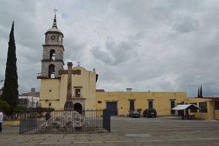 Huandacareo, Michoacán Town & Municipality in Michoacán, Mexico