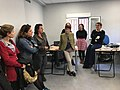 San Blas-Canillejas estrena el Espacio de Igualdad Lucía Sánchez Saornil 06.jpg