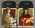 San Gregorio Magno y San Jerónimo, de Pedro Berruguete (Museo del Prado).jpg