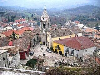 San Marco dei Cavoti Comune in Campania, Italy