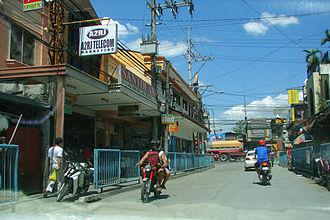 San Mateo, Rizal - E. De Los Santos Street