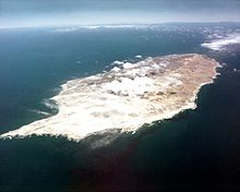 San Nicolas Island Wikipedia - Map of san nicolas island and us