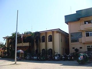 San Luis, Aurora Municipality in Central Luzon, Philippines